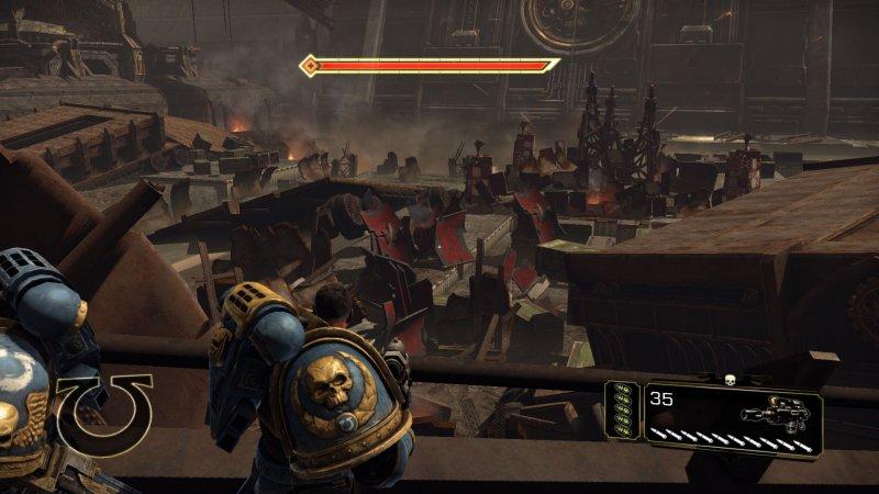 Un nuovo DLC per Warhammer 40.000: Space Marine