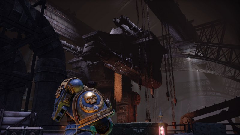 Le entrate di THQ aumentano grazie a Warhammer 40.000: Space Marine