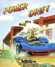 Sega Ages: Power Drift per Commodore 64