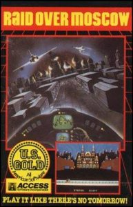 Raid Over Moscow per Commodore 64