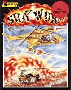 Silkworm per Commodore 64