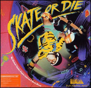 Skate or Die per Commodore 64
