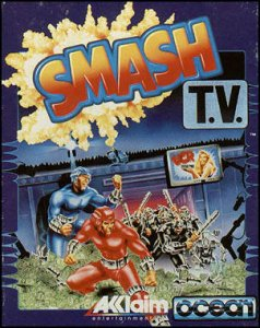 Smash TV per Commodore 64