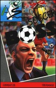Soccer Boss per Commodore 64