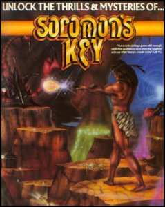 Solomon's Key per Commodore 64
