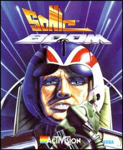 Sonic Boom per Commodore 64