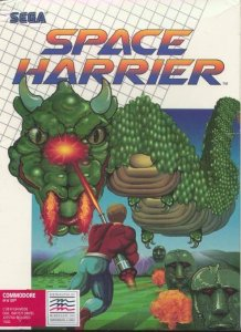 Sega Ages: Space Harrier per Commodore 64