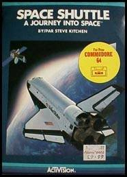Space Shuttle: A Journey Into Space per Commodore 64