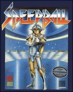 SpeedBall per Commodore 64