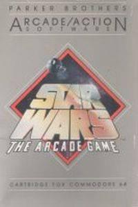 Star Wars: The Arcade Game per Commodore 64