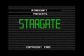 Stargate per Commodore 64
