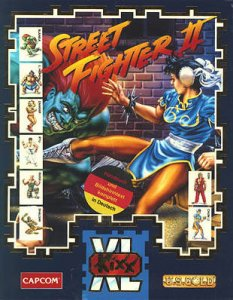 Street Fighter II: The World Warrior per Commodore 64