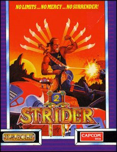 Strider 2 per Commodore 64