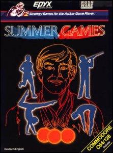 Summer Games per Commodore 64