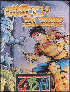 Switchblade per Commodore 64