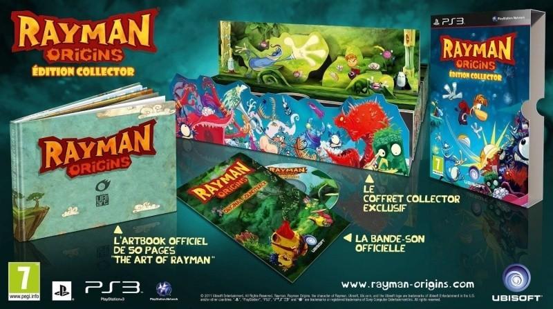 Rayman Origins - La Collector Edition