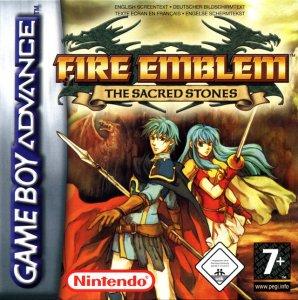 Fire Emblem: The Sacred Stones per Game Boy Advance
