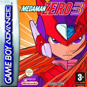 Mega Man Zero 3 per Game Boy Advance
