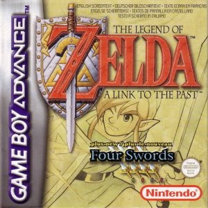 The Legend of Zelda: A Link to the Past per Game Boy Advance