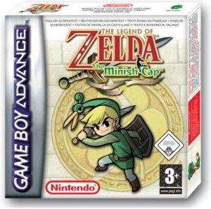 The Legend of Zelda: The Minish Cap per Game Boy Advance