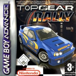 Top Gear Rally per Game Boy Advance