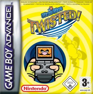 Wario Ware Twisted! per Game Boy Advance