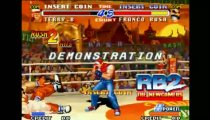 Real Bout Fatal Fury 2: The Newcomers - Gameplay