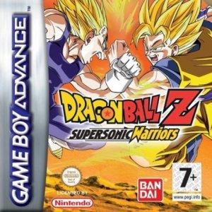 Dragon Ball Z Supersonic Warriors per Game Boy Advance