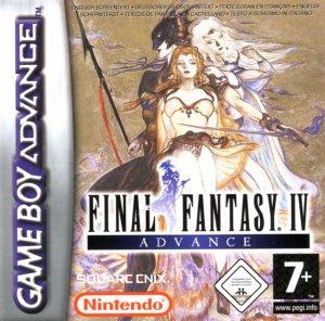 Final Fantasy IV Advance per Game Boy Advance