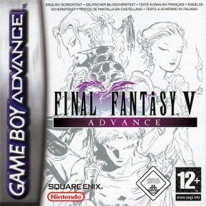 Final Fantasy V Advance per Game Boy Advance