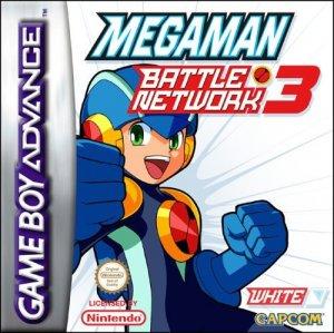 Mega Man Battle Network 3 White (Mega Man Battle Network 3 Blue) per Game Boy Advance