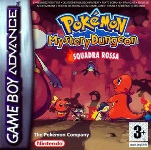 Pokémon Mystery Dungeon: Squadra Rossa per Game Boy Advance