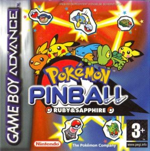 Pokémon Pinball: Ruby & Sapphire per Game Boy Advance