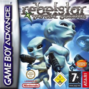 Rebelstar: Tactical Command (Rebel Star) per Game Boy Advance
