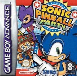 Sonic Pinball Party per Game Boy Advance