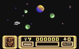 Suburban Commando per Commodore 64