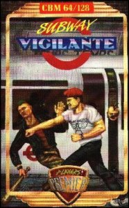 Subway Vigilante per Commodore 64
