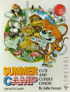Summer Camp per Commodore 64