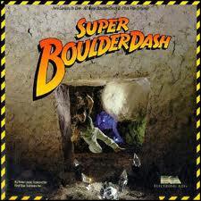 Super Boulder Dash per Commodore 64