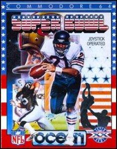Super Bowl XX per Commodore 64