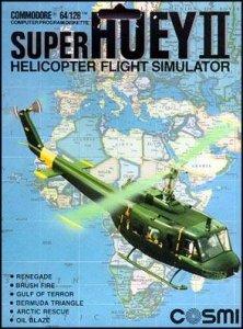 Super Huey II per Commodore 64