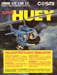 Super Huey per Commodore 64