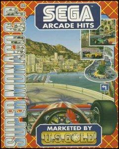 Super Monaco GP per Commodore 64