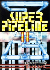 Super Pipeline II per Commodore 64