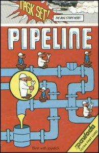 Super Pipeline per Commodore 64