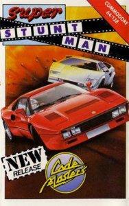 Super Stuntman per Commodore 64