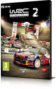 WRC: FIA World Rally Championship 2 per PC Windows