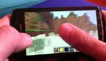 Minecraft - Video del gameplay sui dispositivi Android