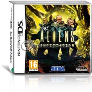 Aliens: Infestation per Nintendo DS