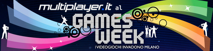 Multiplayer.it partner di Games Week!